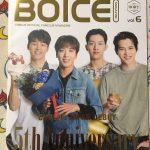 BOICE MAGAZINE vol.6到着