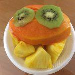 ハワイに行ったら 高橋さんちのフルーツは必ずね!