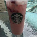 アメリカ限定 スタバのピンクドリンクが可愛い♡