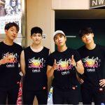 「CNBLUE SPRING LIVE 2017 ~Shake! Shake!~」武道館2days
