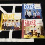 CNBLUE 5月10日(水)日本11thシングル「SHAKE」届いたよ~