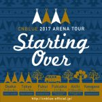 「CNBLUE 2017 ARENA TOUR ~Starting Over~」先行受付スタート!