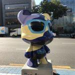 ヨンファ ザパッケージのガイド・ブックを求めて韓国の旅 2日目