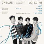 CNBLUE 8周年 ファンミーティング Track 8