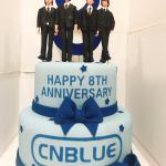 CNBLUE 8周年 ファンミ Track 8「握った手一生離さないよ」