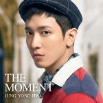 """ヨンファ『FEEL THE FIVE """"Y""""』第5弾シングル 「The Moment」"""