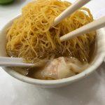 初香港親子3人旅~虜になる麥文記麺家と松記糖水店