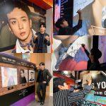 「FEEL THE Y'S CITY」発売当日 ヨンファ渋谷を訪れる