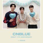 2021年1月14日 CNBLUE デビュー11周年
